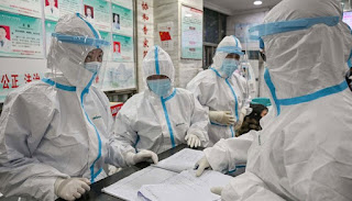Did the corona virus originate in China's official laboratory?
