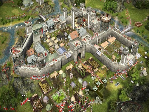 Stronghold 2 Steam Edition Game