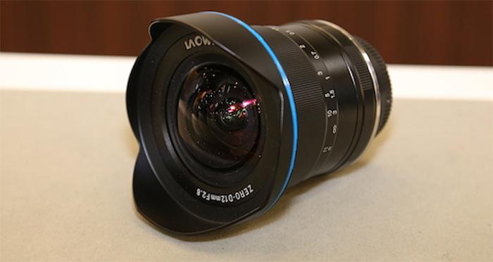 Объектив Laowa 12mm f/2.8