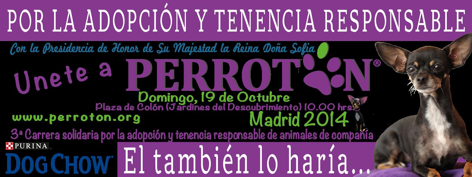Perrotón - Madrid 2014
