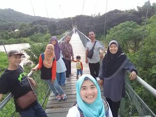 jambatan gantung tamparuli,tamparuli,tamparuli legend