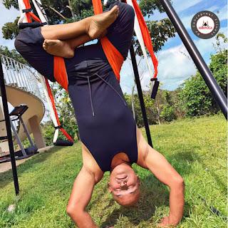 formación aero yoga