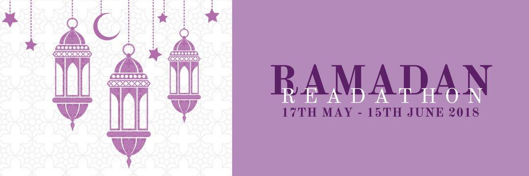 #RamadanReadathon