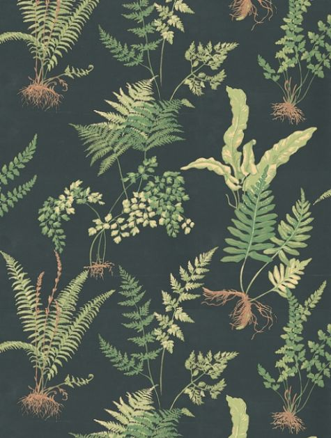 Black Diamond Plate Wallpaper Hydrangea Hill Cottage Moodboard Monday Fond Of Ferns