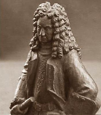 Quinto juego de ajedrez, conde James Stanhope, alfil negro