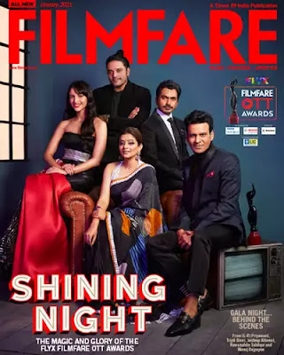 Filmfare Awards (2021) Hindi 720p | 480p WEB HDRip x264 1.2GB | 550Mb
