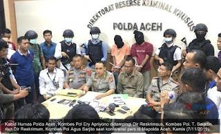 satgas KKB Polda Aceh