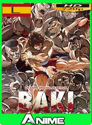 Baki (2018)HD [720P] latino [GoogleDrive-Mega]