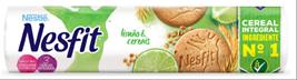 Nesfit lança biscoito sabor limão & cereais