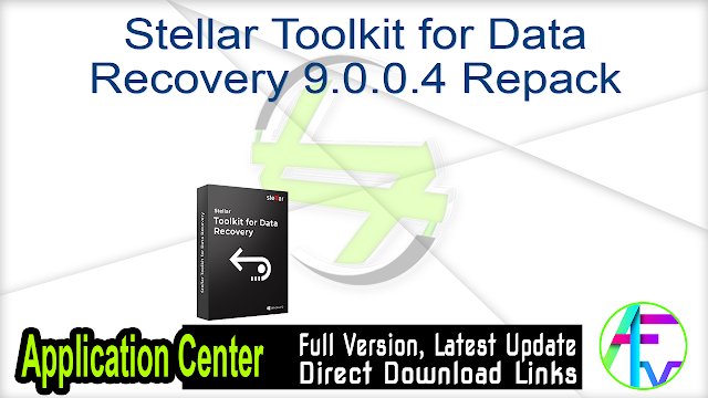 Stellar Toolkit for Data Recovery 9.0.0.4 Repack