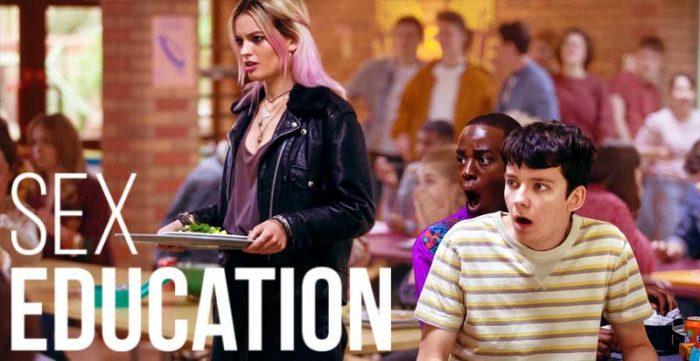 Sex Education - 1ª Temporada [Dublado Download]