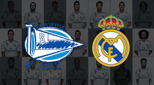 بث مباشر مباراة ريال مدريد وديبورتيفو ألافيس اليوم 10-7-2020 الدوري الإسباني