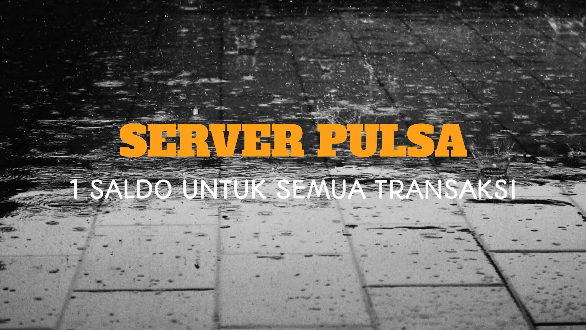 Server Pulsa Termurah Terpercaya di Indonesia