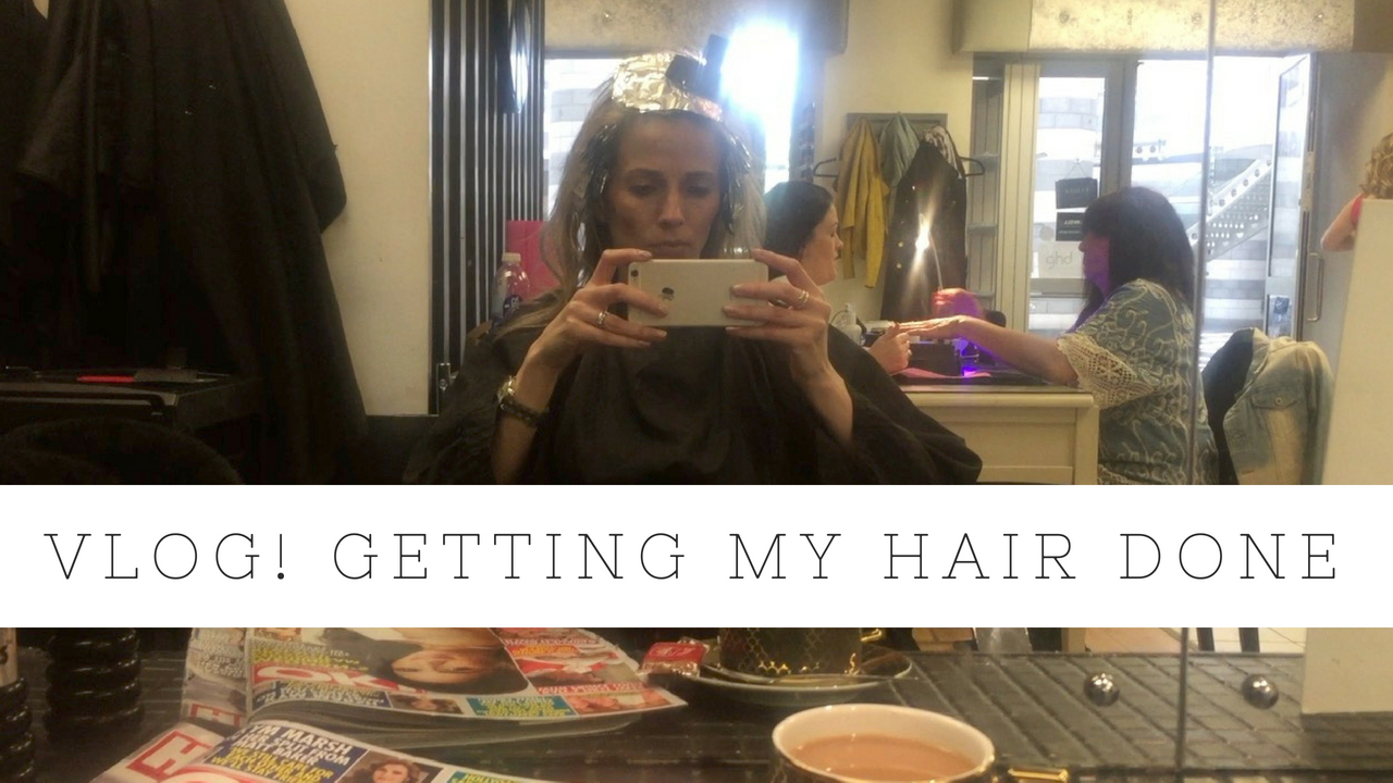 Vlog! Getting My Hair Done
