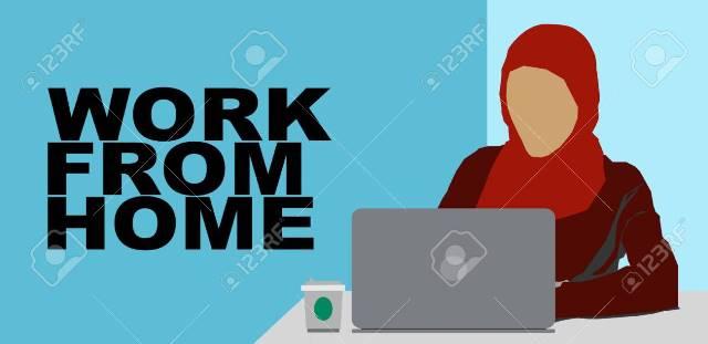 Work from Home vs Work at Home, Bekerja dari Rumah vs Bekerja di Rumah