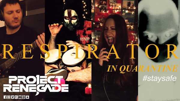 "PROJECT RENEGADE: Δείτε το Quarantine Video του ""Respirator"" (Acoustic)"