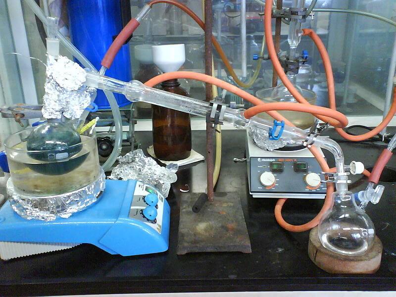 Macam-macam Destilasi