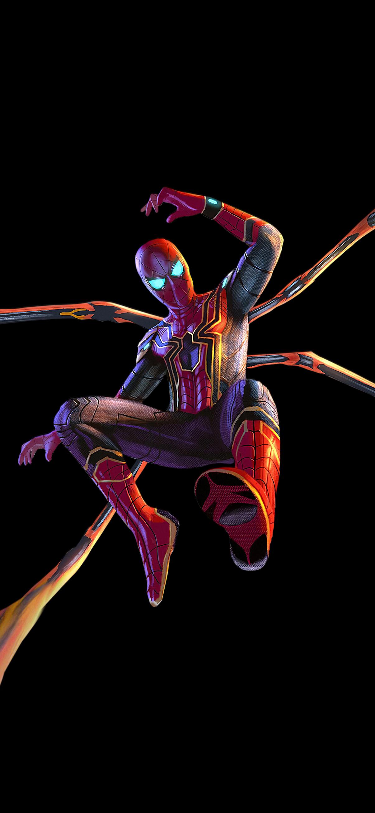 Spider-Man Iron Spider HD