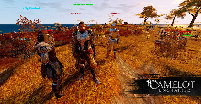 Camelot Unchained Release date