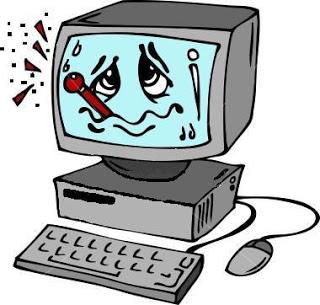 50 Kerusakan Yang Sering Terjadi Pada Komputer Dan Cara Mengatasinya