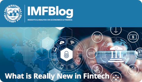 IMF – What is really new in FinTech