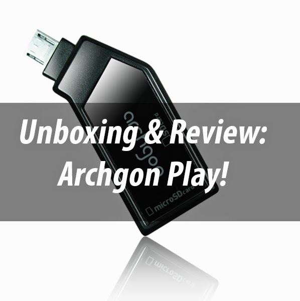 Unboxing and Review: Archgon Play! OTG Mobile Card Reader 19