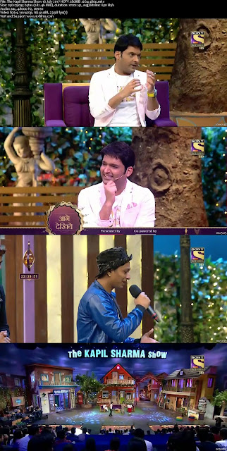 The Kapil Sharma Show 16 July 2017 HDTV 480p