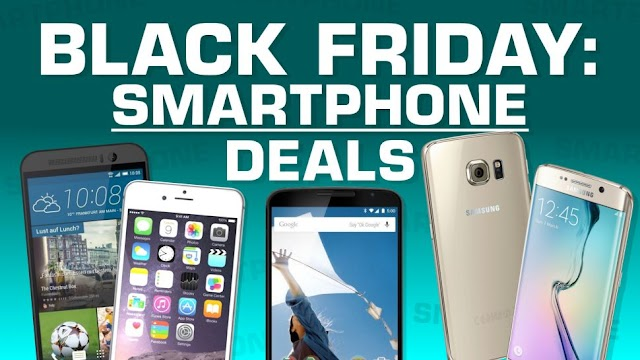 New Black Friday phone deals