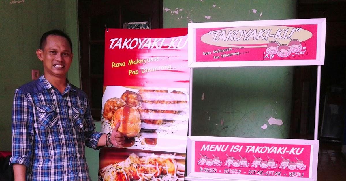 Spanduk Jualan Takoyaki - kumpulan contoh spanduk