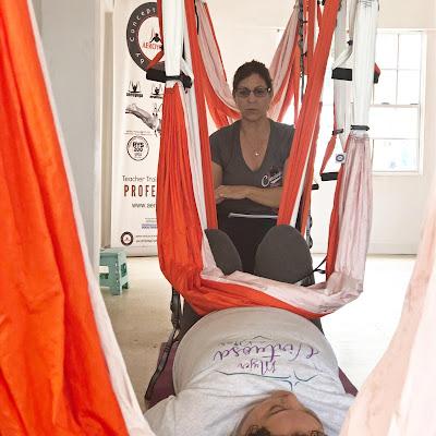 yoga aéreo teacher training