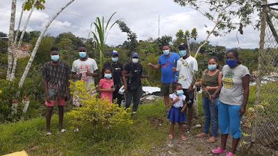 Secretaría de Ambiente de Quibdó hace presencia en comunas y barrios de la capital chocoana