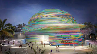 Dubai Expo 2020 Russian Pavilion