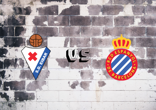 Eibar vs Espanyol  Resumen
