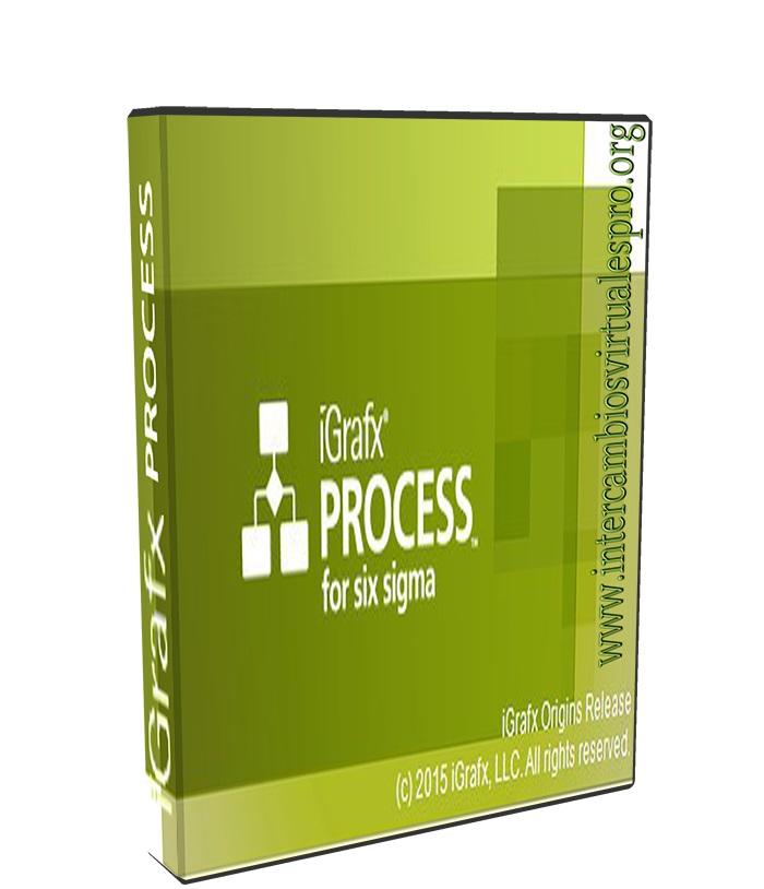 Corel iGrafx Origins Pro 16.3.3.1241 poster box cover