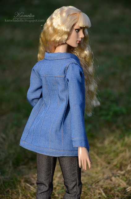 Realistic clothes for Tonner dolls