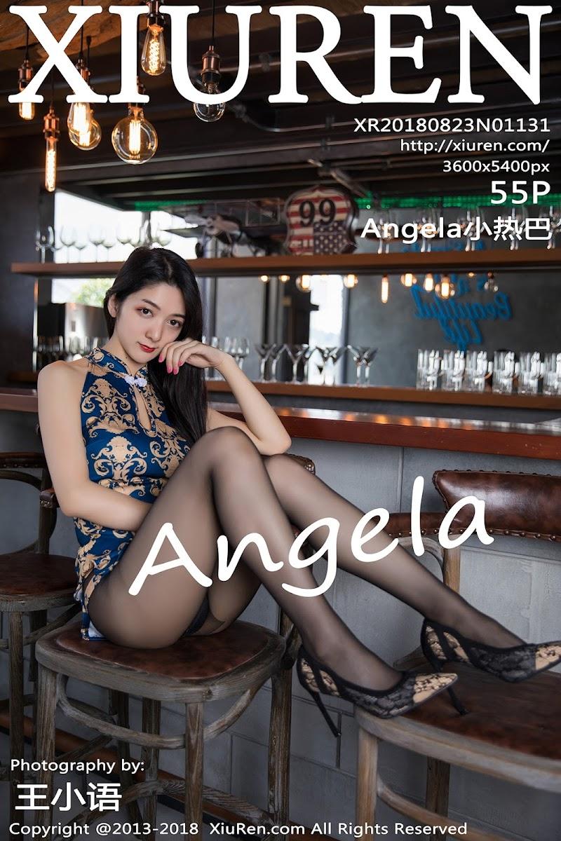 [XIUREN秀人网] 2018.08.23 No.1131 Angela小热巴 [55+1P227M]