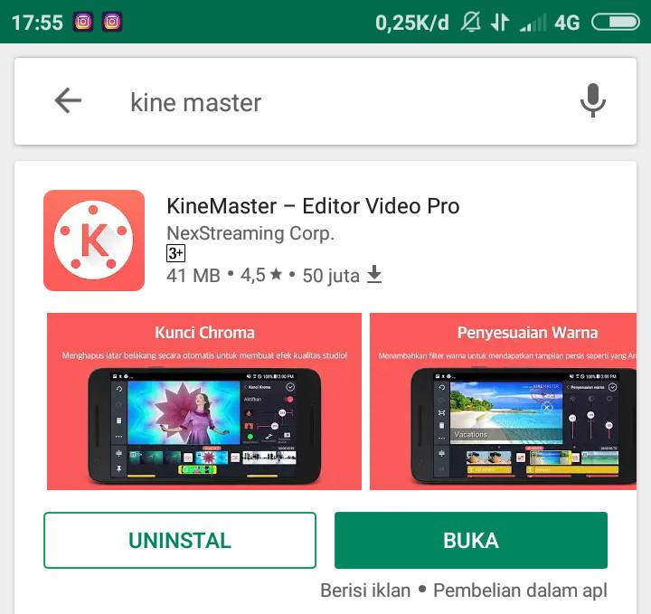 Aplikasi Edit Video Di Android Ringan Dan Juga Gratis Cocok