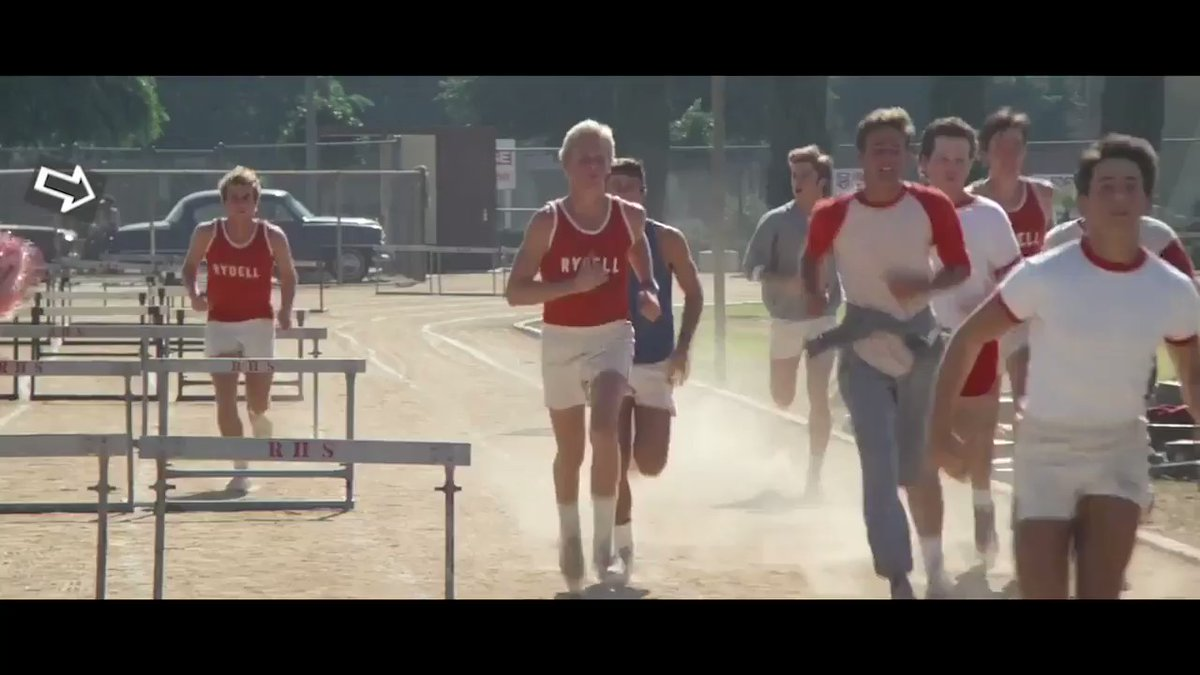 Grease 2: Dopo 40 anni spunta un particolare a luci rosse mai notato prima ?