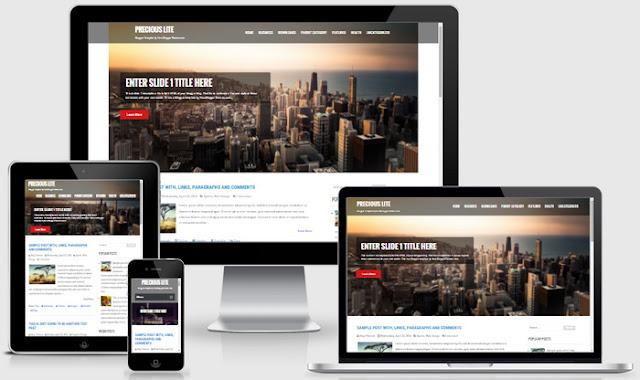 Precious is 100% responsive, minimal, 2 columns Blogger theme                                                                                                                                      http://blogger-templatees.blogspot.com/2016/04/precious-lite.html