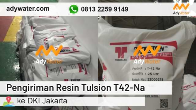 harga resin kation anion, jual resin kation anion
