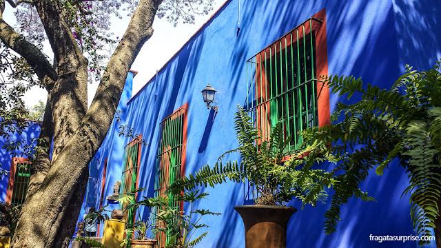 Museu Casa de Frida Kahlo, Cidade do México