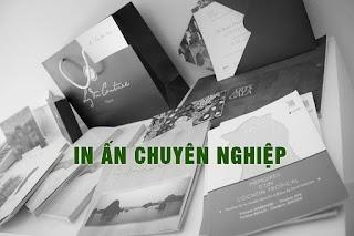 In ấn chuyên nghiệp tại thanh xuân Hà Nội