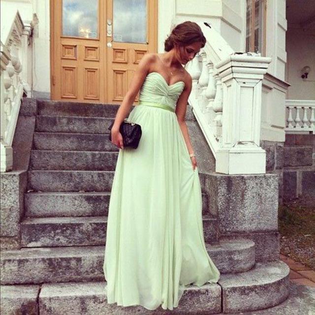 Vestidos largos invitada boda