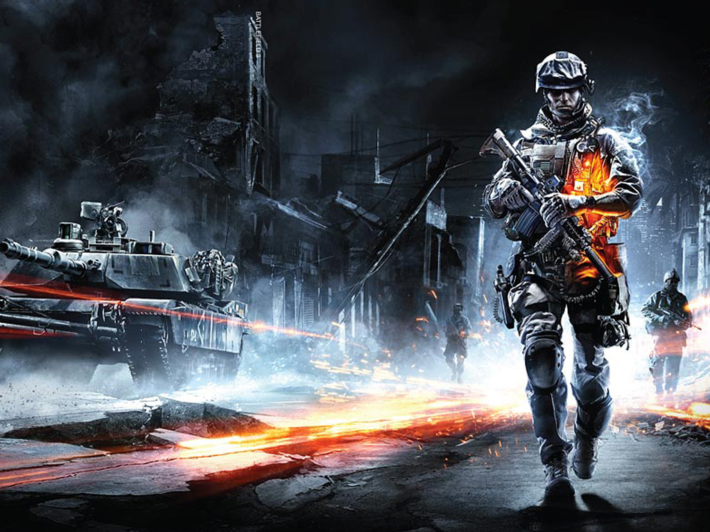 Free Download Games Battlefield 3 Full Version ATX INFO