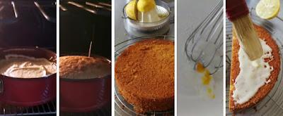 Zubereitung Citronmåne (Dänischer Zitronenmond)