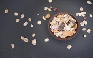 Avena, cereal rico en fibra
