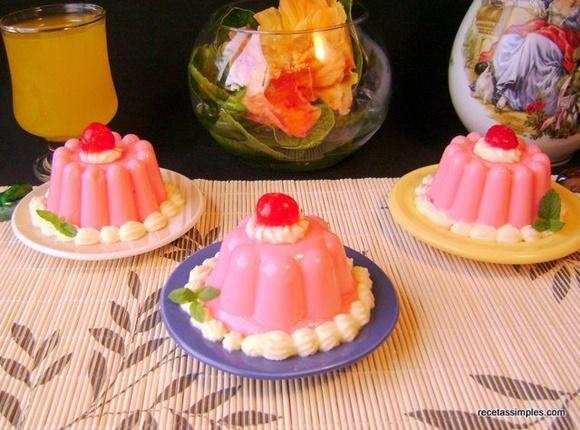 Fresas Chantilly