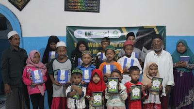 PESMA DAI JATIM Tebar al-Qur'an di Kampung 1001 Malam