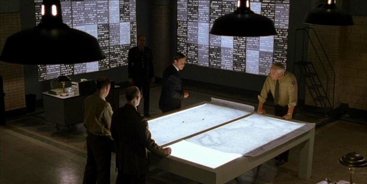 a beautiful mind russell crowe pentagon