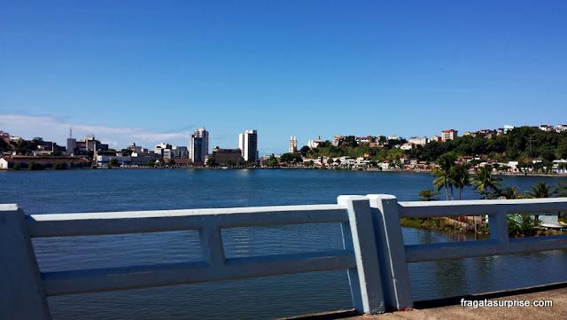 Ilhéus, Bahia, port de entrada para quem vai a Itacaré